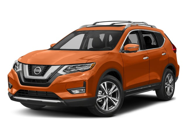 2017 Nissan Rogue Fwd Sl For Sale Daytona Beach Fl
