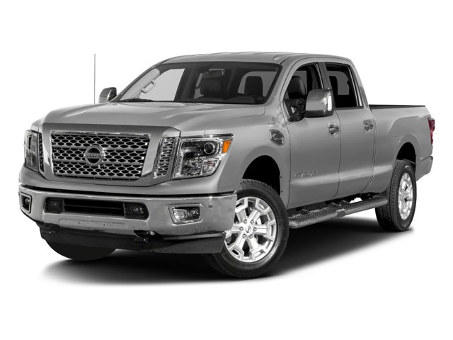 2017 nissan titan xd 4x4 diesel crew cab sl for sale daytona beach fl. Black Bedroom Furniture Sets. Home Design Ideas