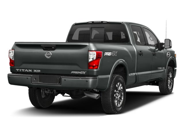 2017 nissan titan xd 4x4 diesel crew cab pro 4x for sale daytona beach fl. Black Bedroom Furniture Sets. Home Design Ideas