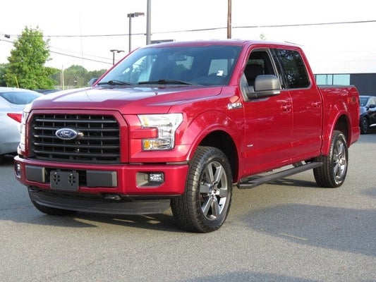 Ford Fx4 For Sale >> 2016 Ford F 150 Xlt Fx4